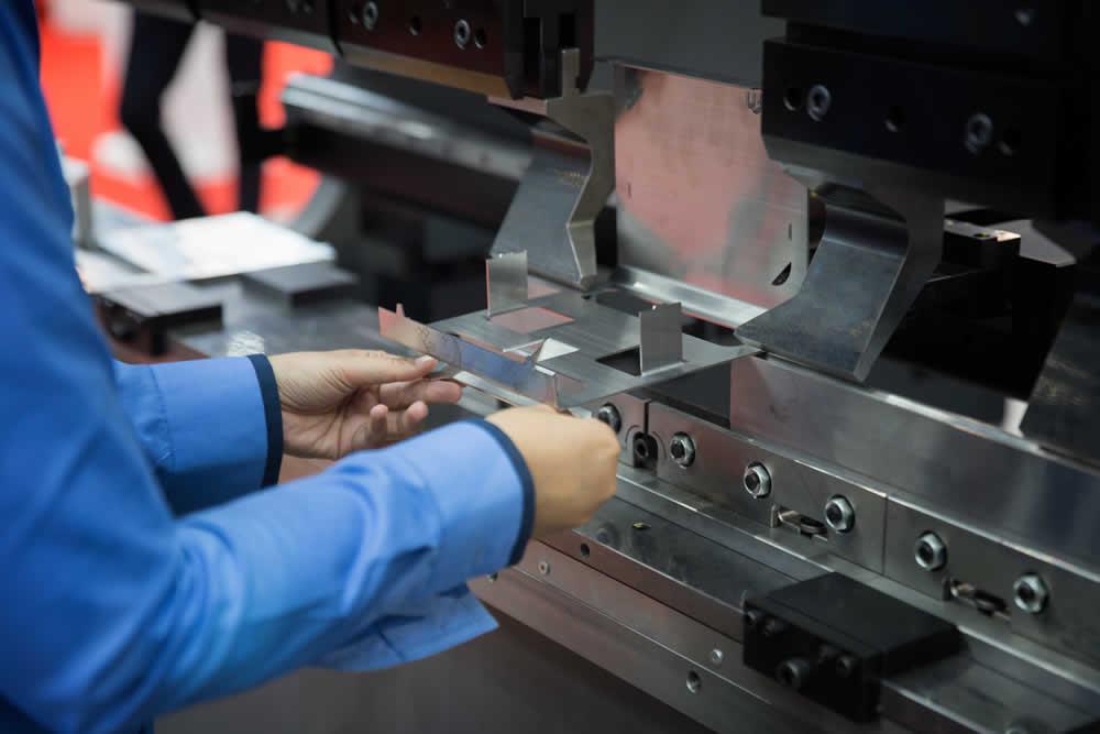Precision Sheet Metal Forming